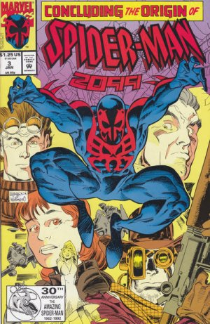 Spider-Man 2099 # 3 Issues V1 (1992 - 1996)