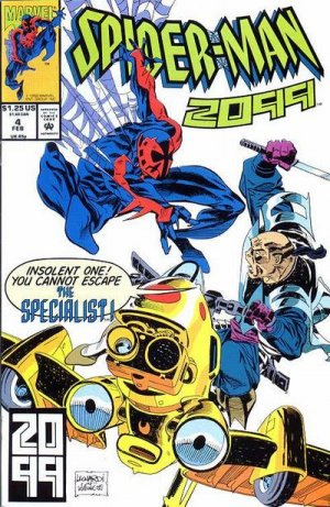 Spider-Man 2099 # 4 Issues V1 (1992 - 1996)