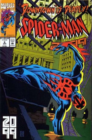 Spider-Man 2099 # 6 Issues V1 (1992 - 1996)
