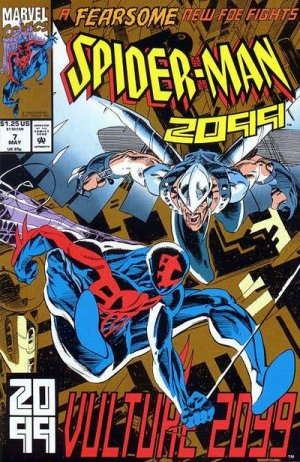 Spider-Man 2099 # 7 Issues V1 (1992 - 1996)