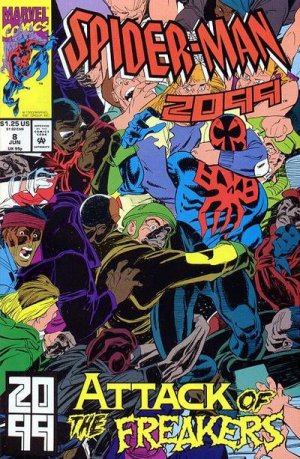 Spider-Man 2099 # 8 Issues V1 (1992 - 1996)