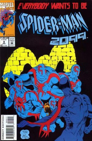 Spider-Man 2099 # 9 Issues V1 (1992 - 1996)