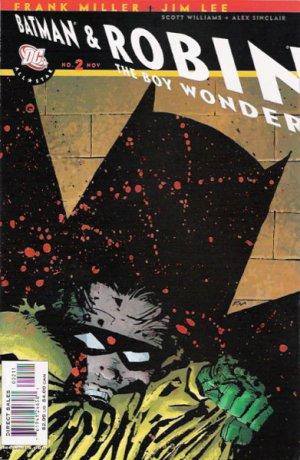 All Star Batman and Robin the Boy Wonder # 2 Issues