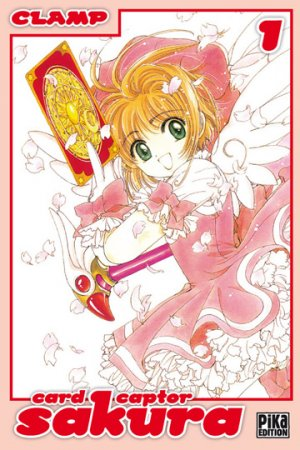 Card Captor Sakura édition Double