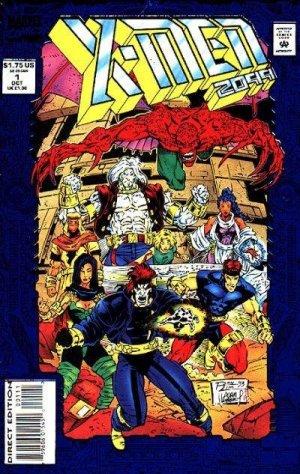 X-Men 2099 édition Issues (1993 - 1996)