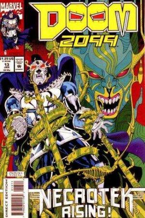 Doom 2099 # 13 Issues V1 (1993 - 1996)