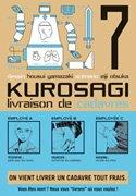 couverture, jaquette Kurosagi - Livraison de cadavres 7  (Pika)