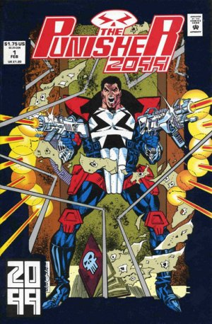 The Punisher 2099 édition Issues V1 (1993 - 1995)