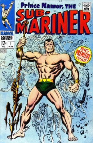 Submariner édition Issues V1 (1968 - 1974)