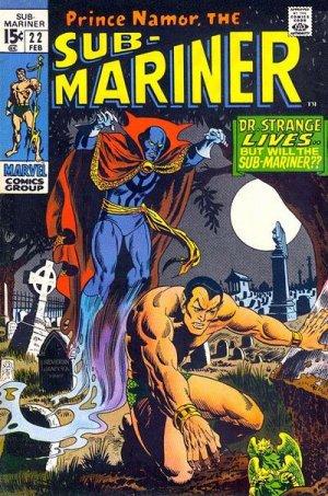 Submariner # 22 Issues V1 (1968 - 1974)