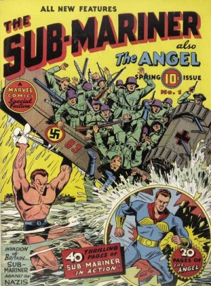 Submariner édition Issues (1941 - 1955)