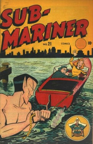 Submariner # 21 Issues (1941 - 1955)