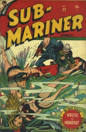 Submariner # 22 Issues (1941 - 1955)
