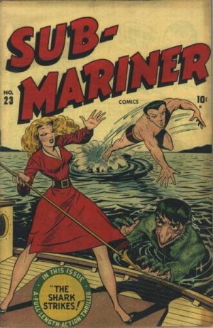 Submariner # 23 Issues (1941 - 1955)