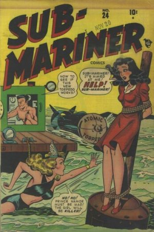 Submariner # 24 Issues (1941 - 1955)