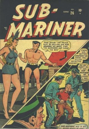 Submariner # 26 Issues (1941 - 1955)