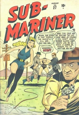 Submariner # 27 Issues (1941 - 1955)