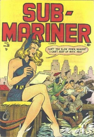 Submariner # 28 Issues (1941 - 1955)