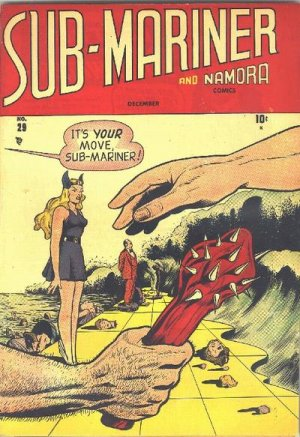 Submariner # 29 Issues (1941 - 1955)