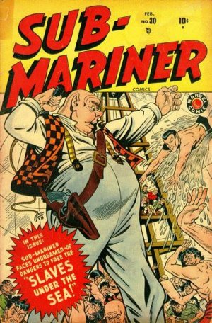 Submariner # 30 Issues (1941 - 1955)