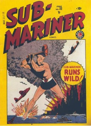 Submariner # 32 Issues (1941 - 1955)