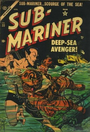 Submariner # 33 Issues (1941 - 1955)