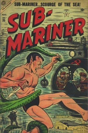 Submariner # 35 Issues (1941 - 1955)