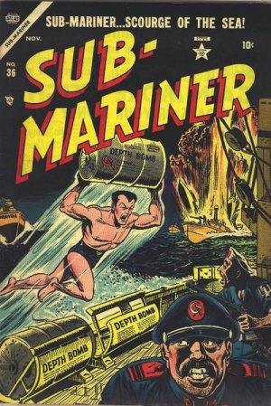 Submariner # 36 Issues (1941 - 1955)