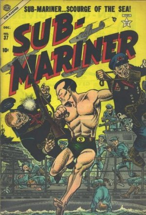 Submariner # 37 Issues (1941 - 1955)