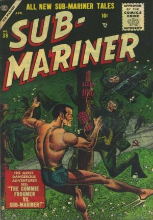 Submariner # 39 Issues (1941 - 1955)