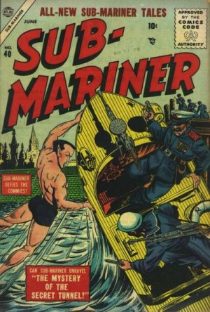 Submariner # 40 Issues (1941 - 1955)