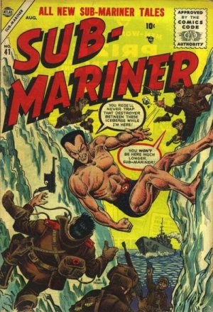 Submariner # 41 Issues (1941 - 1955)