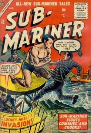Submariner # 42 Issues (1941 - 1955)