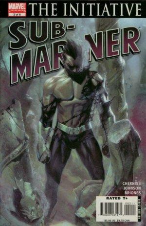 Submariner # 2 Issues V2 (2007 - 2008)
