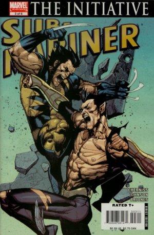 Submariner # 3 Issues V2 (2007 - 2008)