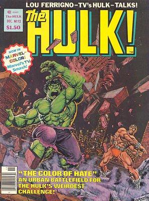 Hulk # 12 Issues V1 (1978 - 1981)