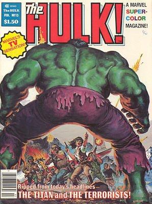 Hulk # 13 Issues V1 (1978 - 1981)