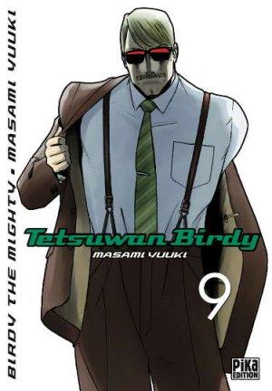 Tetsuwan Birdy T.9