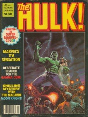 Hulk # 14 Issues V1 (1978 - 1981)