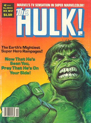 Hulk # 17 Issues V1 (1978 - 1981)