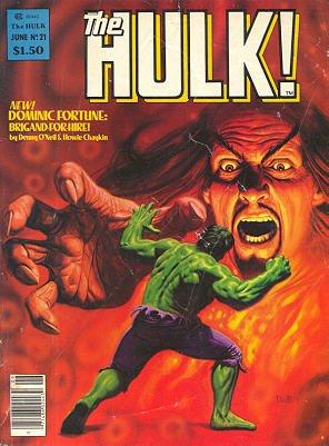 Hulk # 21 Issues V1 (1978 - 1981)