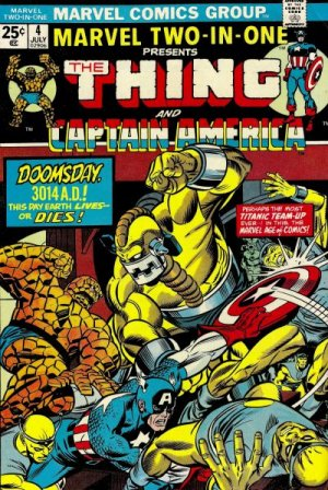 Marvel Two-In-One 4 - Doomsday 3014!