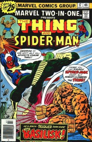 Marvel Two-In-One # 17