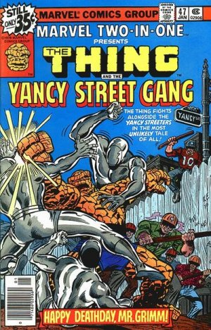 Marvel Two-In-One # 47 Issues V1 (1974 - 1983)