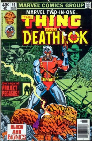 Marvel Two-In-One # 54 Issues V1 (1974 - 1983)