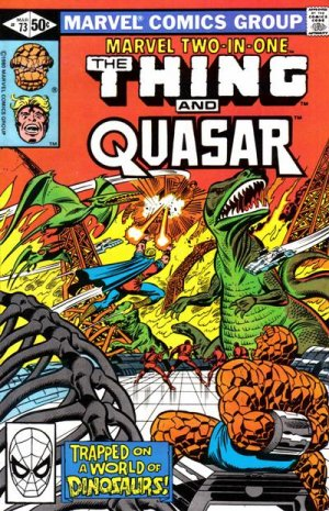 Marvel Two-In-One # 73 Issues V1 (1974 - 1983)