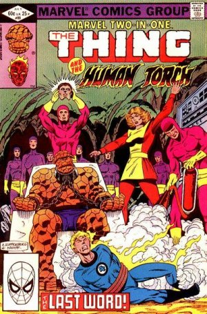 Marvel Two-In-One # 89 Issues V1 (1974 - 1983)