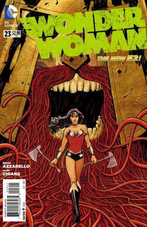Wonder Woman # 23 Issues V4 - New 52 (2011 - 2016)