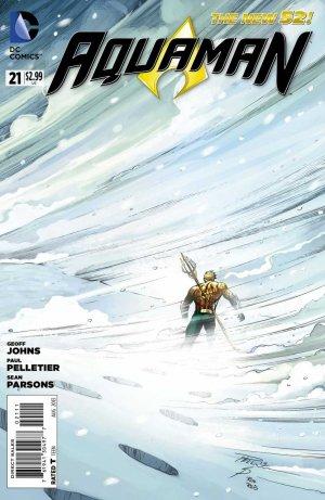 Aquaman # 21 Issues V7 (2011 - 2016) - The New 52
