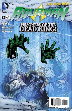 Aquaman 22 - 22 - cover #1